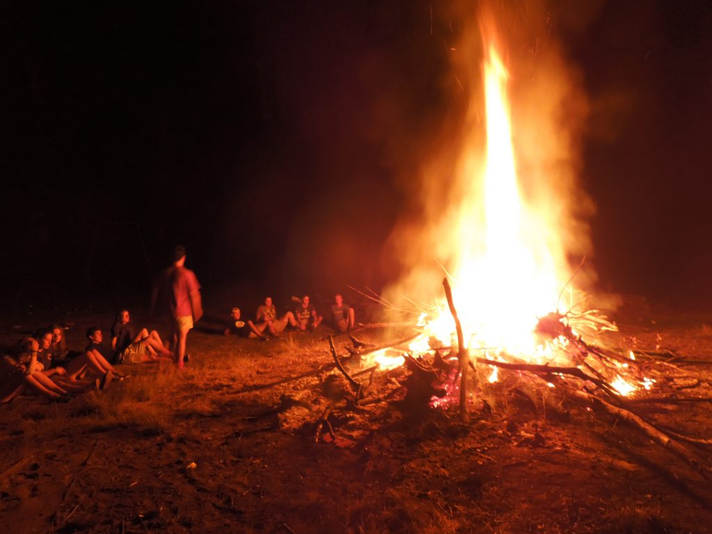 Kampvuur Langdorp 2015